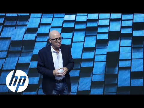 HP 3D Printing RAPID Theatre Presentation: Experience the Jet Fusion 3D Printing Solution