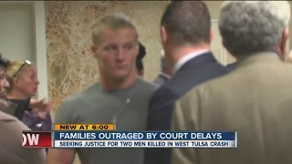 Families Outraged By Court Delays
