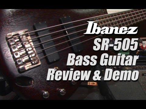 Ibanez SR505 Bass Guitar