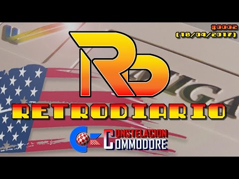 RetroDiario Noticias Retro Commodore y Amiga (18/04/2017) #0002