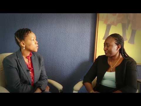 #AfricaConnected - Kadi Fadika Coulibaly of SGI Hudson & Cie