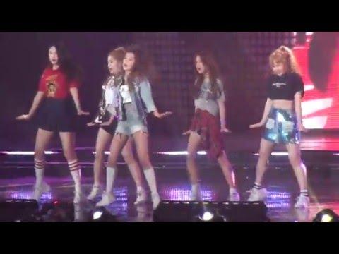 [직캠/Fancam] 160114 서울가요대상 레드벨벳 Seoul Music Awards Red Velvet
