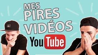 Recettes de cuisine : FastGoodCuisine Mes Pires Vidéos sur Youtube ! en vidéo