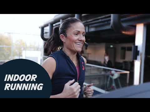 Indoor Running | Group training | SATS
