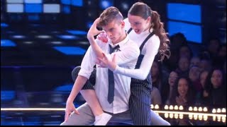 Taylor Hatala , Josh Beauchamp , world of dance ,season 2 , 1st performance