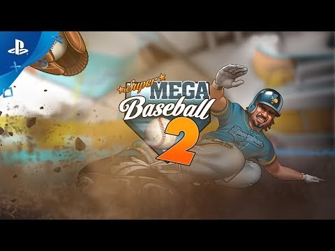 Super Mega Baseball 2 Trailer