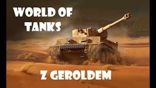 🔴World of Tanks :) Expienie IS-M ciąg dalszy :) (PL,ENG)
