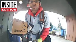 This Is the Nicest Mailman You'll Ever Meet