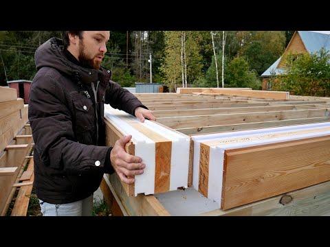 Najteplejší dom postavený za 7 dní vlastými rukami