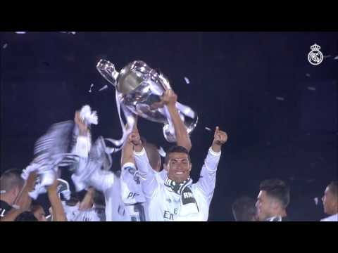 Real Madrid Champions UCL: The Bernabéu enjoyed the party for the champions of Europe