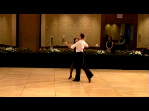 Foxtrot performed by Kimberly Tyda & Michael Koptke to