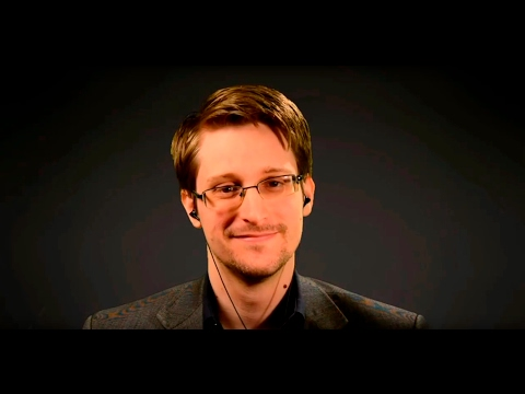 Meet the Man Behind the Story: Edward Snowden in Conversation
