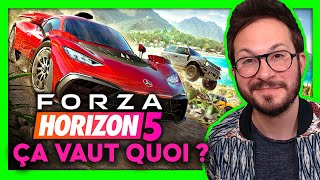 vidéo test Forza Horizon 5 par Julien Chièze
