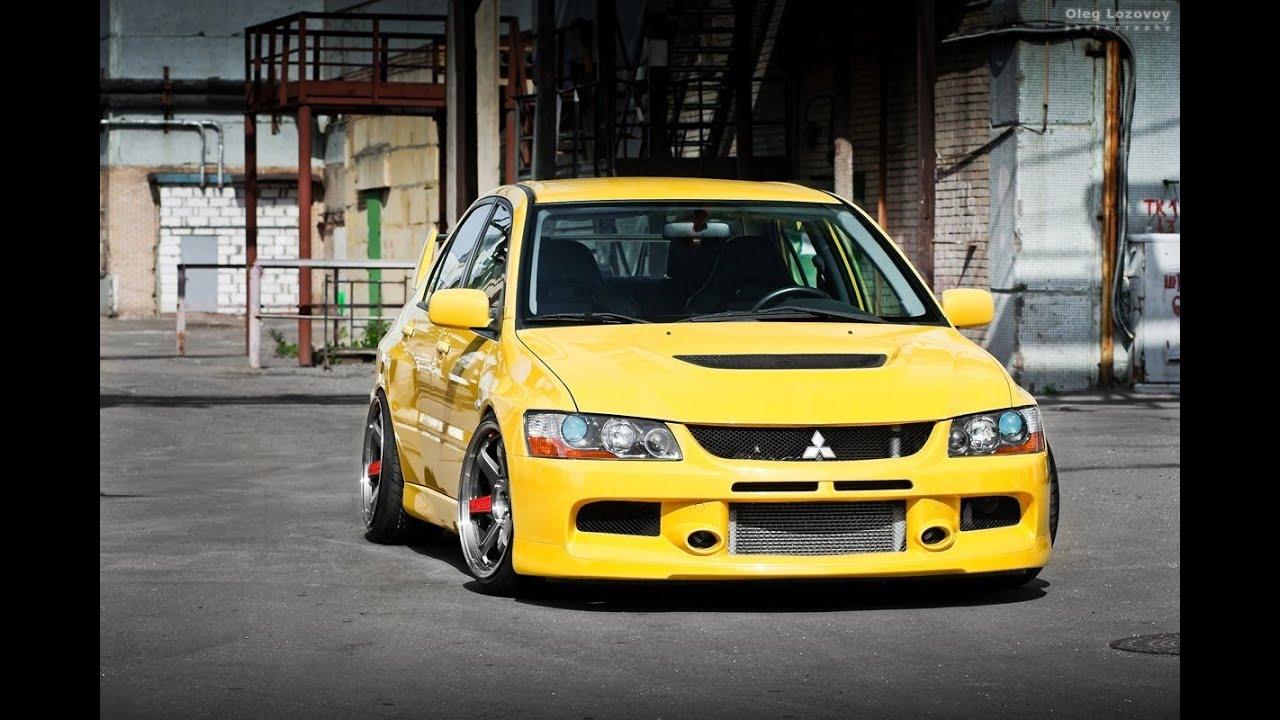 Mitsubishi Lancer Evolution X >> New Mitsubishi Lancer Evolution IX Tribute - YouTube