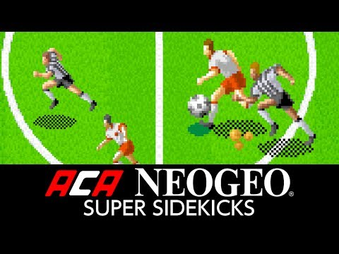 ACA NEOGEO SUPER SIDEKICKS Trailer