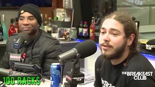 Charlamagne Tha God HATES Post Malone