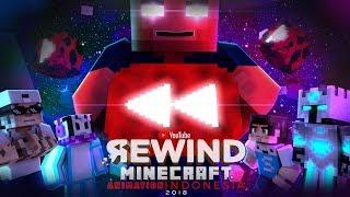 Youtube Rewind Minecraft Animation Indonesia 2018 = Darkness =