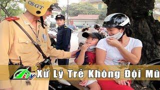 [An Ninh] Xử Lý Nặng Trẻ Không Đội Mũ Bảo Hiểm | Lâm Đồng | LDTV