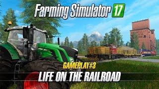Farming Simulator 17 - Játékmenet #3 Trailer