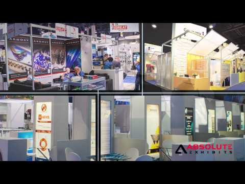 Trade Show Displays by Absolute Exhibits