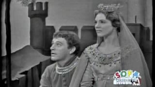 "RICHARD BURTON & JULIE ANDREWS ""Camelot"" on The Ed Sullivan Show"
