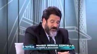Dialethos Eventos - Kennedy Alencar entrevistando o Educador Mario Sérgio Cortella