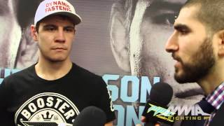 UFC on FOX 10: Nikita Krylov Will Drop to 205 for Next Fight