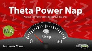 Theta Power Nap Music Increase Energy, Productivity & Memory - Deep Relax