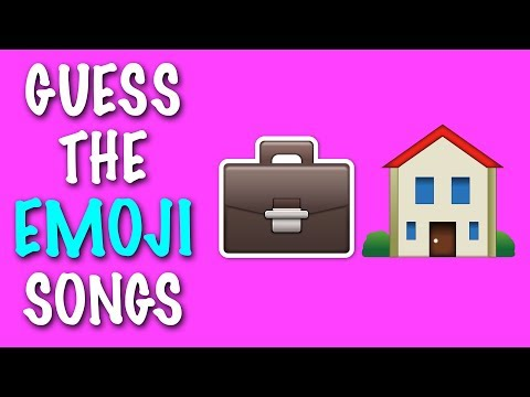 EMOJI CHALLENGE ★ Guess the Pop Songs #2