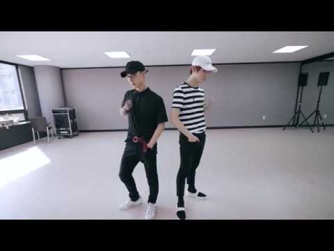 NCT U (엔시티 유) - Baby Don't Stop Dance Practice (Mirrored)