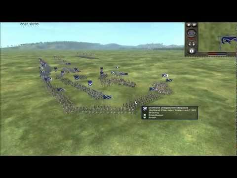 Medieval 2 Total War Online Battle #81: two vs two