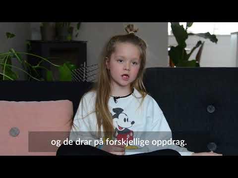 Barnas boktips: Lykke (7) anbefaler «Amuletten»
