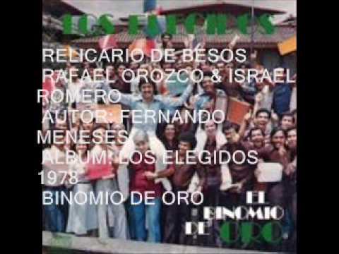RELICARIO DE BESOS
