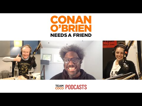 """W. Kamau Bell Was Supposed To Be On A Panel With Anthony Bourdain - """"Conan O'Brien Needs A Friend"""""""
