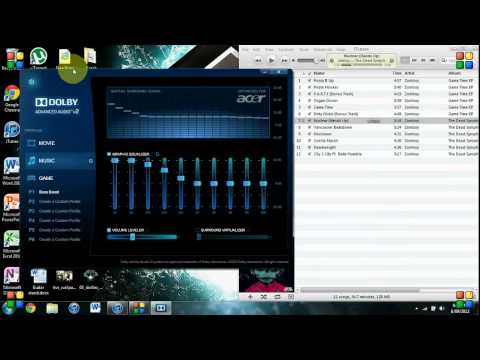 dolby home theater win 10 download