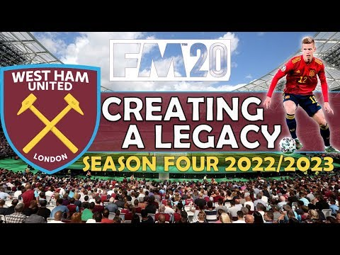 Creating A Legacy #7 | West Ham Utd | Football Manager 2020