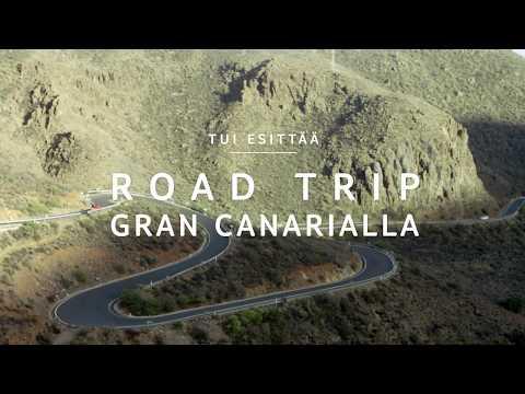 TUI esittää: Road trip Gran Canarialla