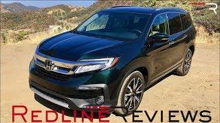 2019 Honda Pilot Elite –  Still The Perfect Family SUV?