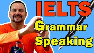 IELTS Speaking Interview Grammar Tips for Band 9