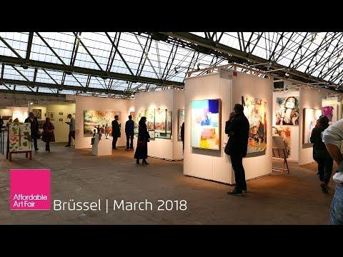 Affordable Art Fair Brüssel 2018