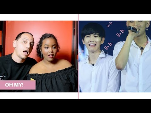 EXO Imitating Anything and Everything REACTION (EXO REACTION)