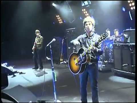 Noel Gallagher - Emotional version of Dont Look Back in Anger - Live