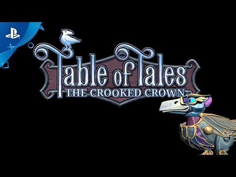 Table of Tales: The Crooked Crown Trailer