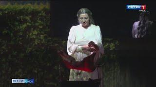 В Омске открылся фестиваль «лиТЕрАТуРа» спектаклем «Благоволительницы»