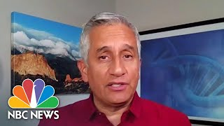 Facts Over Fear: CDC Walks Back Guidance On Airborne Covid-19 Spread | NBC News NOW