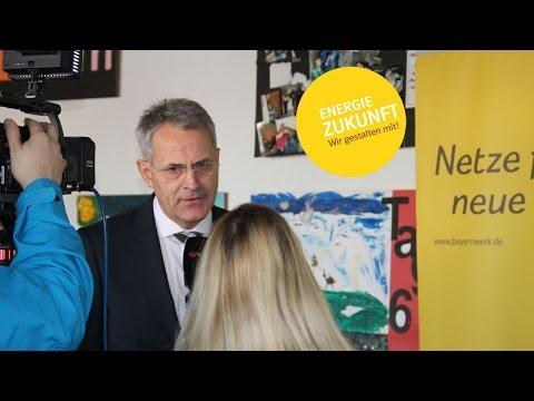 TV Touring: Auftakt Bürgerenergiepreis Unterfranken 2017