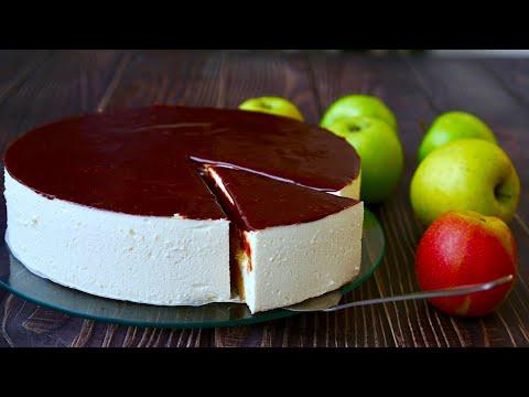 Яблочный Торт «Небо на Вкус»
