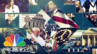 2015 In Review: The Year's Top Stories | NBC News