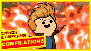 Cyanide & Happiness Compilation - #28