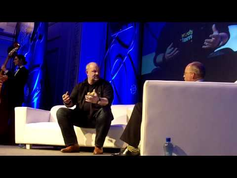 Amazon's Werner Vogels at Dublin Web Summit - YouTube